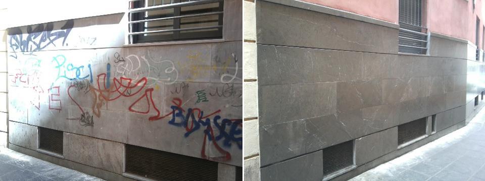 Graffitis Spray y Rotulador