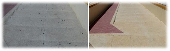 Limpieza de Pavimentos Decap'Sols Guard Ecológico