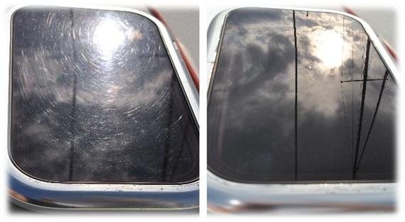 Graffiplac Glass - rayaduras nautica