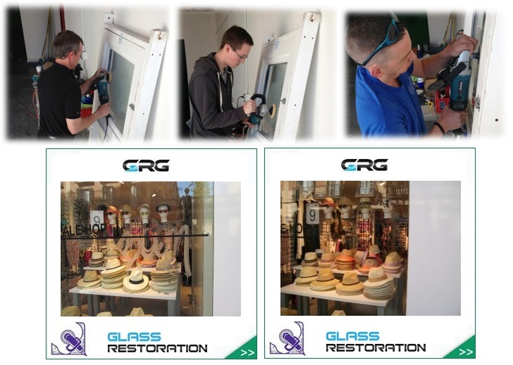 Programa de entrenamiento - Graffiplac Glass
