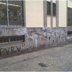Limpieza de ladrillo Antes - Universidad de Granada