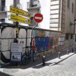 Proyecto en el edificio del antiguo Banco de España - antes